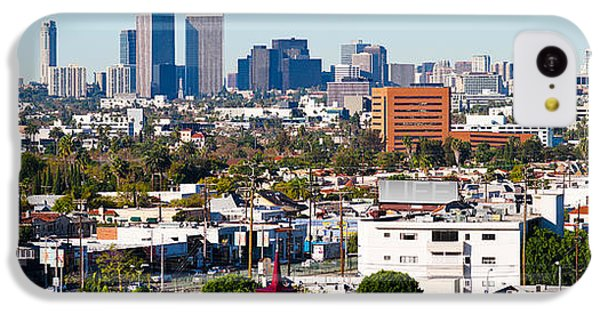 Century City, Beverly Hills, Wilshire IPhone 5c Case by Panoramic Images