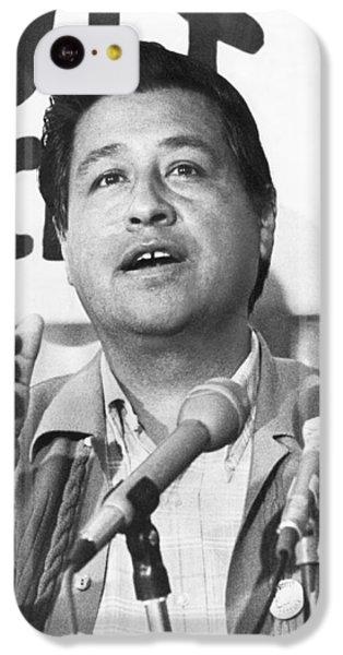 Cesar Chavez Announces Boycott IPhone 5c Case by Underwood Archives