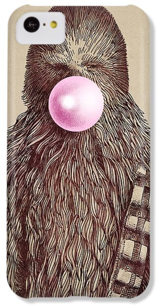Big Chew IPhone 5c Case by Eric Fan