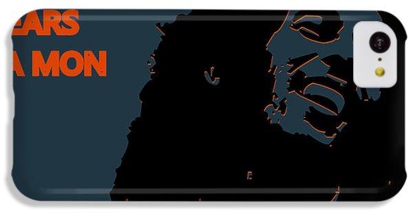 Chicago Bears Ya Mon IPhone 5c Case by Joe Hamilton