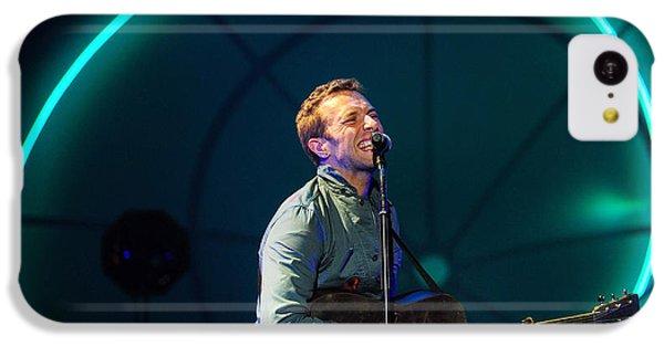 Coldplay IPhone 5c Case by Rafa Rivas