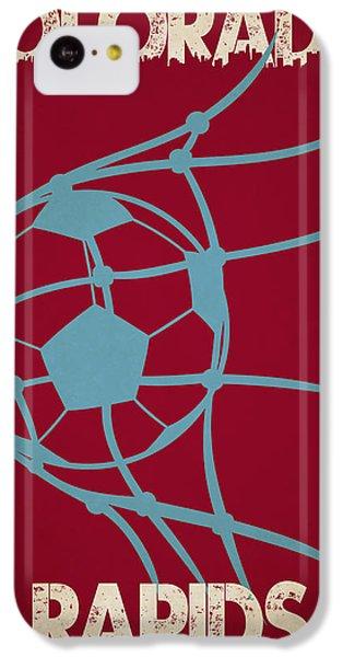 Colorado Rapids Goal IPhone 5c Case by Joe Hamilton