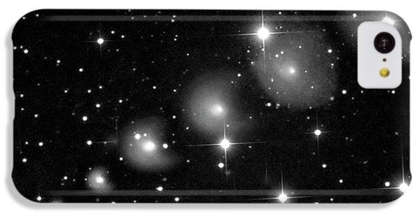 Comet 29p Schwassmann-wachmann IPhone 5c Case by Damian Peach