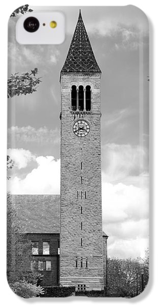 Cornell University Mc Graw Tower IPhone 5c Case by University Icons