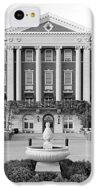 Culinary Institute Of America Roth Hall IPhone 5c Case by University Icons