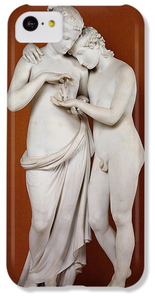 Cupid And Psyche IPhone 5c Case by Antonio Canova