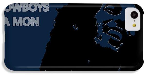 Dallas Cowboys Ya Mon IPhone 5c Case by Joe Hamilton