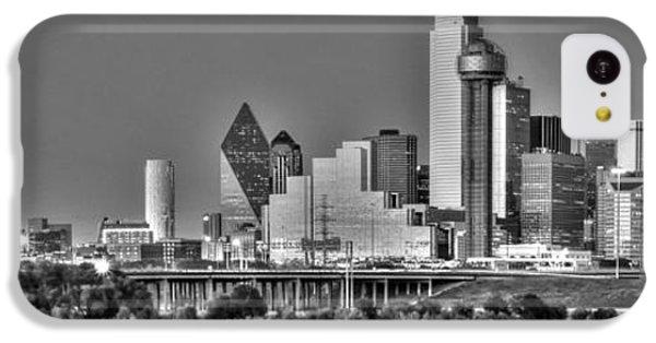 Dallas The New Gotham City  IPhone 5c Case by Jonathan Davison