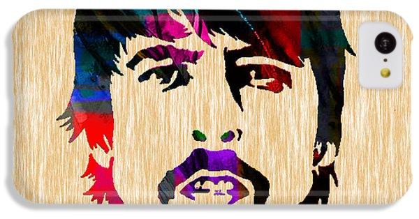 Dave Grohl Foo Fighters IPhone 5c Case by Marvin Blaine