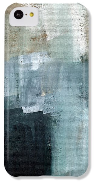 Days Like This - Abstract Painting IPhone 5c Case by Linda Woods