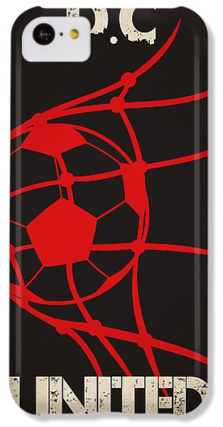 Dc United Goal IPhone 5c Case by Joe Hamilton