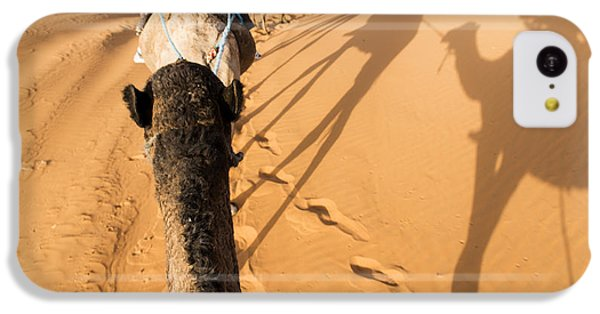 Desert Excursion IPhone 5c Case by Yuri Santin