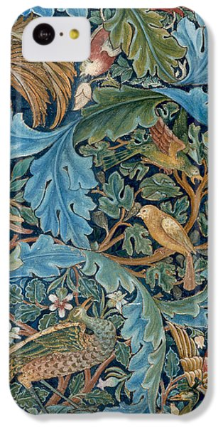 Design For Tapestry IPhone 5c Case by William Morris