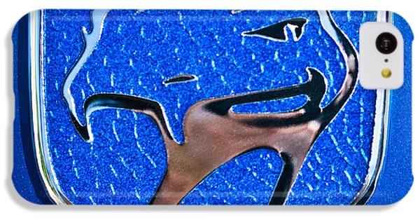 Dodge Viper Emblem -217c IPhone 5c Case by Jill Reger