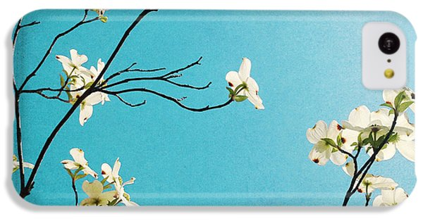 Dogwood Blooms IPhone 5c Case by Kim Fearheiley