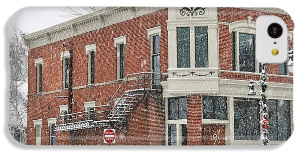 Downtown Whitehouse  7031 IPhone 5c Case by Jack Schultz