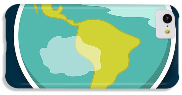 Earth IPhone 5c Case by Christy Beckwith
