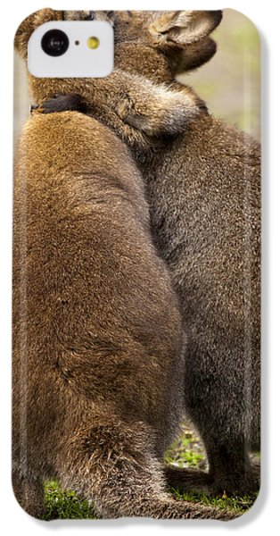 Embrace IPhone 5c Case by Mike  Dawson