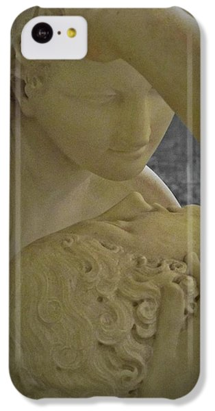 Eternal Love - Psyche Revived By Cupid's Kiss - Louvre - Paris IPhone 5c Case by Marianna Mills
