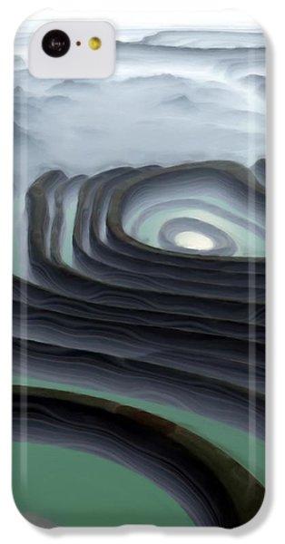 Eye Of The Minotaur IPhone 5c Case by Pet Serrano