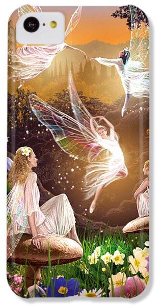 Fairy Ballet IPhone 5c Case by Garry Walton