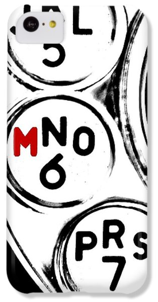 For Murder IPhone 5c Case by Benjamin Yeager