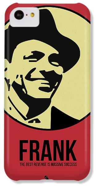 Frank Poster 2 IPhone 5c Case by Naxart Studio