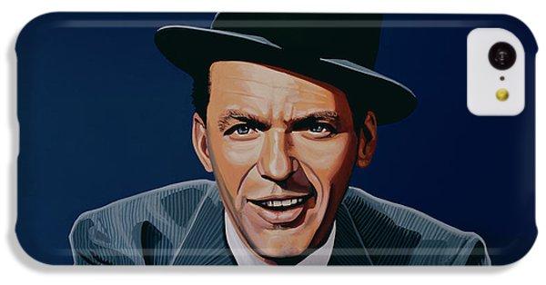 Frank Sinatra IPhone 5c Case by Paul Meijering