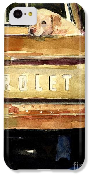 Free Ride IPhone 5c Case by Molly Poole