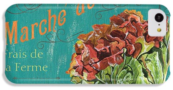 French Market Sign 3 IPhone 5c Case by Debbie DeWitt