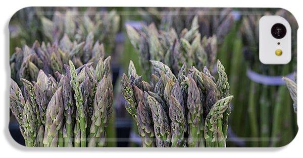 Fresh Asparagus IPhone 5c Case by Mike  Dawson