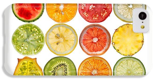 Fruit Market IPhone 5c Case by Steve Gadomski