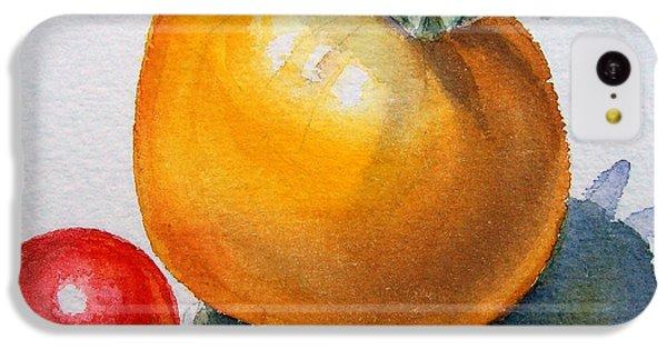 Garden Tomatoes IPhone 5c Case by Irina Sztukowski