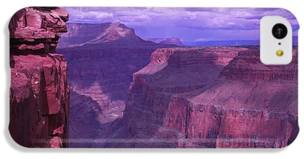 Grand Canyon, Arizona, Usa IPhone 5c Case by Panoramic Images