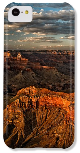 Grand Canyon Sunset IPhone 5c Case by Cat Connor