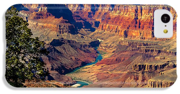 Grand Canyon Sunset IPhone 5c Case by Robert Bales