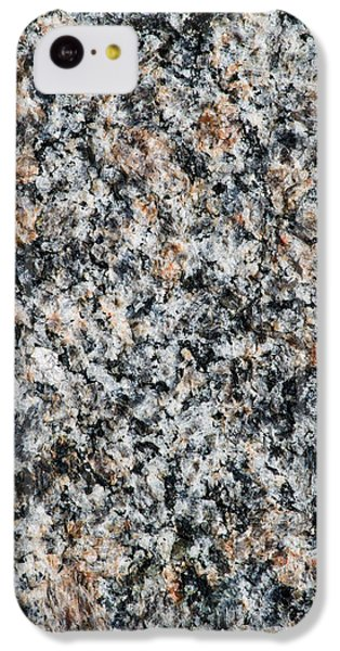 Granite Power - Featured 2 IPhone 5c Case by Alexander Senin