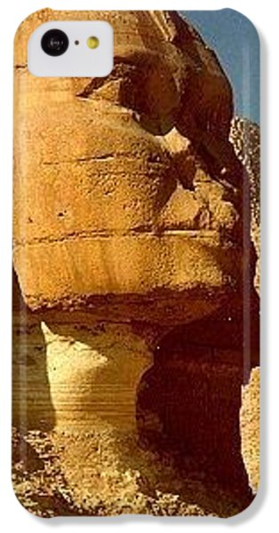 IPhone 5c Case featuring the photograph Great Sphinx Of Giza by Travel Pics