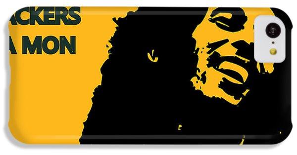 Green Bay Packers Ya Mon IPhone 5c Case by Joe Hamilton