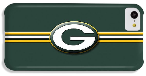 Greenbay Packers IPhone 5c Case by Marvin Blaine