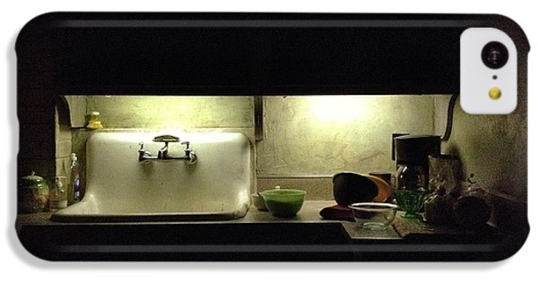 Harlem Sink IPhone 5c Case by H James Hoff
