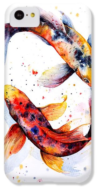 Harmony IPhone 5c Case by Zaira Dzhaubaeva