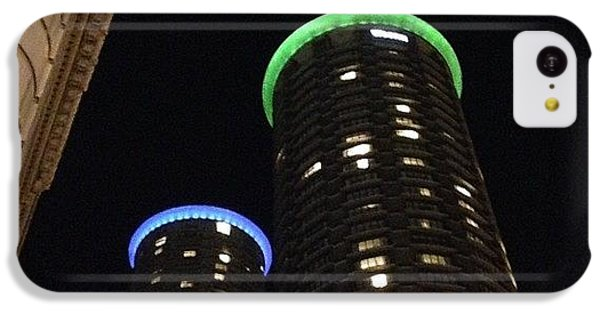 Hawks Colors. #seattle #seahawks IPhone 5c Case by Phil Scroggs