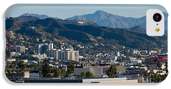 High Angle View Of A City, Beverly IPhone 5c Case by Panoramic Images