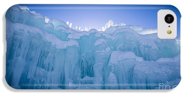 Ice Castle IPhone 5c Case by Edward Fielding