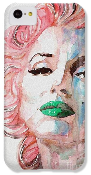 Insecure  Flawed  But Beautiful IPhone 5c Case by Paul Lovering