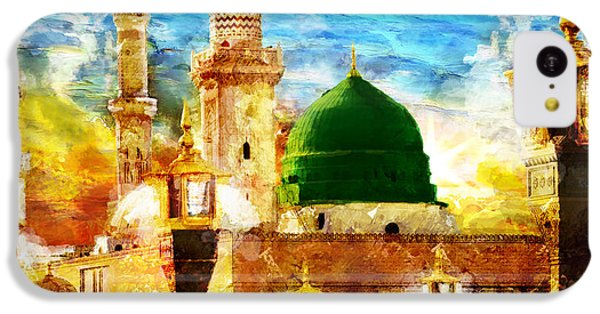 Islamic Paintings 005 IPhone 5c Case by Catf