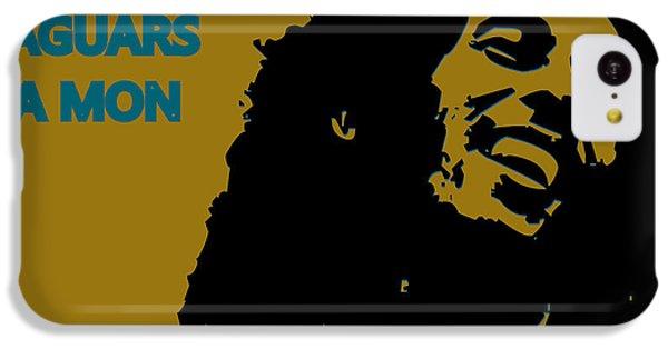 Jacksonville Jaguars Ya Mon IPhone 5c Case by Joe Hamilton