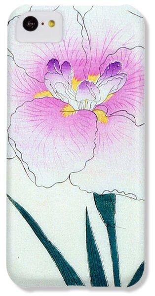 Japanese Flower IPhone 5c Case by Japanese School