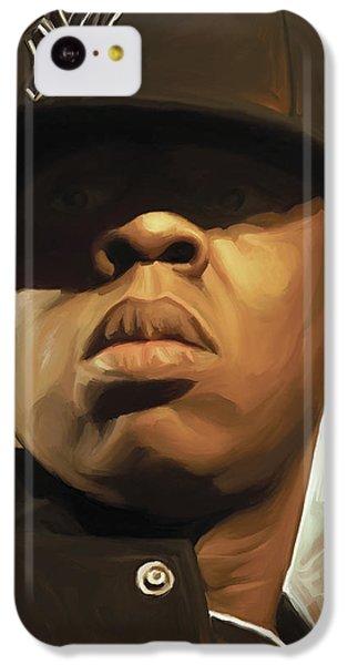 Jay-z Artwork IPhone 5c Case by Sheraz A